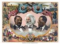 Heroes of the Colored Race Fine-Art Print