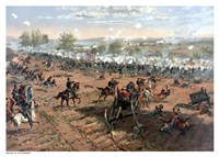 Battle of Gettysburg Fine-Art Print