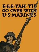 Go Over with U.S. Marines Fine-Art Print