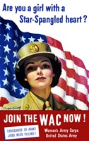 The Women's Army Corps Fine-Art Print