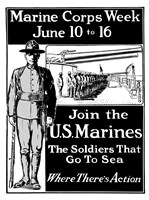 Join the U.S. Marines Fine-Art Print