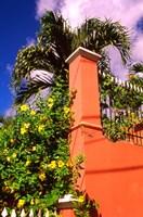 Charlotte Amalie, St Thomas, Caribbean Fine-Art Print