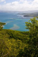MARTINIQUE, West Indies, Baie du Tresor Fine-Art Print