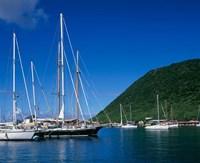 Frenchmans Cay, Tortola, British Virgin Islands, Caribbean Fine-Art Print