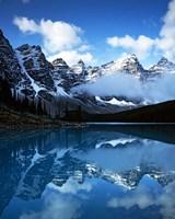 Valley of Ten Peaks, Lake Moraine, Banff National Park, Alberta, Canada Fine-Art Print