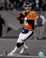 Peyton Manning 2014 Spotlight Action Fine-Art Print