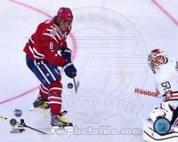 Alex Ovechkin 2015 NHL Winter Classic Action Fine-Art Print