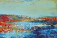 Shoreline Glimmer II Fine-Art Print