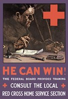 He Can Win! Fine-Art Print