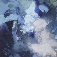 Blue Flo Fine-Art Print