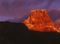 Early Light in Jasper National Park, Alberta, Canada Fine-Art Print