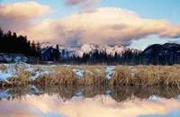 Vermillion Lake, Banff National Park, Alberta Fine-Art Print