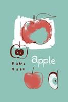 Apple Study Fine-Art Print