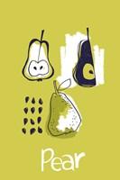 Pear Study Fine-Art Print