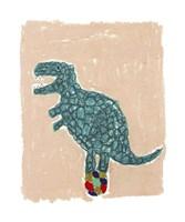 T Rex Balance Fine-Art Print