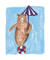 Bear Balance Fine-Art Print