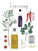 Seasoning Fine-Art Print