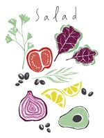 Salad Fine-Art Print