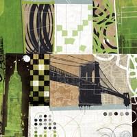 Urban Abstract - Detail Fine-Art Print
