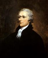 Founding Father Alexander Hamilton Fine-Art Print