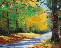 Vibrant Autumn Fine-Art Print