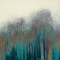 Teal Woods Fine-Art Print