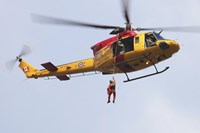 CH-146 Griffon of the Canadian Forces Fine-Art Print