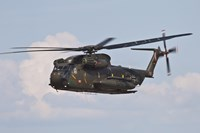 A CH-53GS of the German Army Fine-Art Print