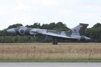 An Avro Vulcan Bomber of the Royal Air Force Fine-Art Print