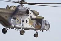 Czech Air Force Mi-171 Fine-Art Print