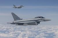 German Eurofighter Typhoon Jets Fine-Art Print