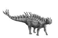 Pencil Drawing of Huayangosaurus Taibaii Fine-Art Print
