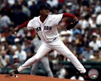 Pedro Martinez 2003 Action Fine-Art Print