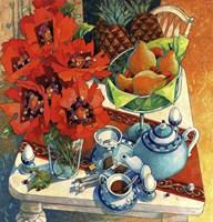 The Breakfast Ritual Fine-Art Print