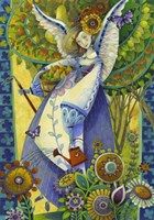 Angelic Harvesting Fine-Art Print