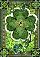 Shamrocks Fine-Art Print