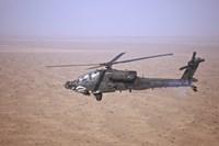 An AH-64D Apache Longbow Fine-Art Print