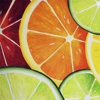 Sliced Orange Fine-Art Print