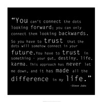 Trust Quote Fine-Art Print
