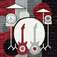Rock 'n Roll Drums Fine-Art Print