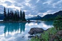 Battleship Islands, Garibaldi Lake, British Columbia Fine-Art Print