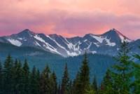 Cascade Range, Manning Park, British Columbia Fine-Art Print