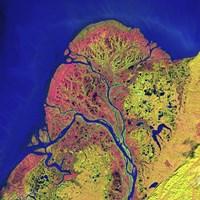 The Yukon Delta in Southwest Alaska Fine-Art Print