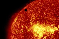 2012 Transit of Venus and the Sun Fine-Art Print