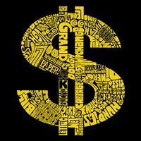 Dollar Sign (Slang terms for Money) Fine-Art Print