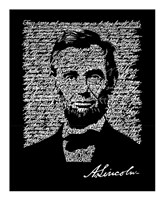 Abraham Lincoln (Gettysburg Address) Fine-Art Print