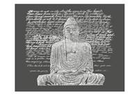 Zen Buddha Sayings Fine-Art Print