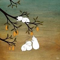 Sugar Plum Tree Fine-Art Print
