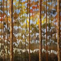 Tarnished Wood Fine-Art Print