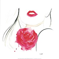 Rouge in Love Fine-Art Print
